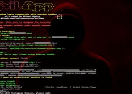 EvilApp – Ataque de phishing usando una aplicación de Android para capturar cookies de sesión para cualquier sitio web (ByPass 2FA)