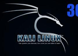 30 – Curso de Wireless Penetration Testing con Kali linux – Informe/Video Final
